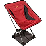 Automotive : Trekology YIZI GO Portable Camping Chair with Adjustable Height - Compact Ultralight Folding Backpacking Chairs in a Carry Bag, Heavy Duty 300 lb Capacity, for Hiker, Camp, Beach, Outdoor