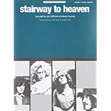 Stairway to Heaven: Piano/Vocal/Chords, Sheet