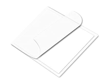Amazoncom 5 Mil Menu Laminating Pouches 12 X 18 Laminator Sleeves