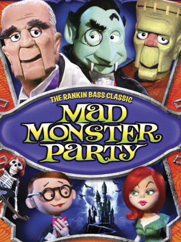 Mad Monster Party -