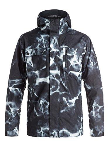 Quiksilver Snow Men's Mission 3 in 1 17 Jacket