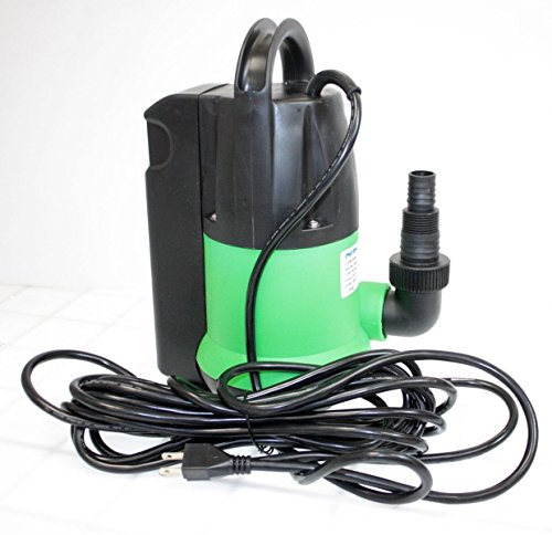 3/4 HP 2650GPH Submersible Dirty Clean Water Sump Pump Flooding Pond Swim Pool (0.75 Hp Pool Pond)