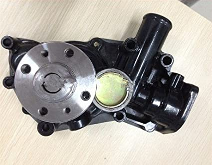 Amazon com: GOWE water pump For ISUZU engine parts 3LD1 4LE1 water