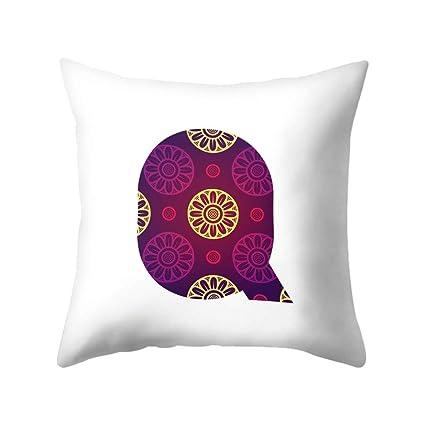 Cocoty-store 2019 Geométrico Decorativa Almohadas Fundas ...