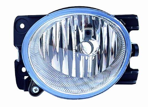 (Depo 317-2033L-AF Honda Pilot Driver Side Replacement Fog Light Unit (NSF Certified) )