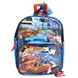 "Disney Cars 11"" Backpack Detachable Lunchbox, Small Size Review and Comparison"
