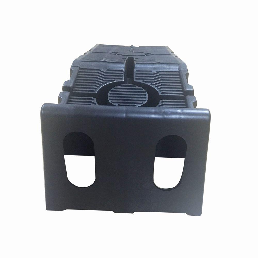 pl/ástico de alta resistencia pack de 2 unidades Rampas para taller de coches Katsu 161914