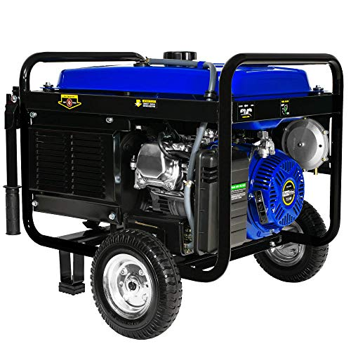 DuroMax XP5500EH 5,500 Watt 7.5 HP Portable Electric Start Dual Fuel Gas/Propane Generator by DuroMax (Image #8)