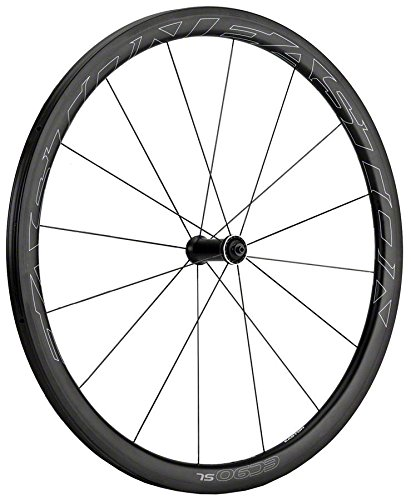 Easton Carbon Wheel - Easton EC90 SL 9x100QR 700c Front Carbon Road Clincher