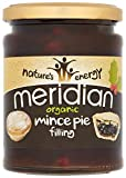 Meridian Organic Mince Pie Filling 320g (Pack of 3)