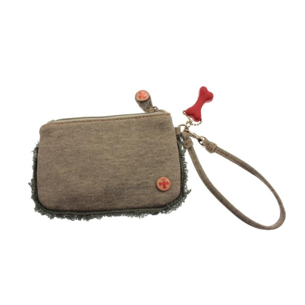 Amazon.com: Fuzzy Nation perro Chihuahua Wristlet – Cartera ...