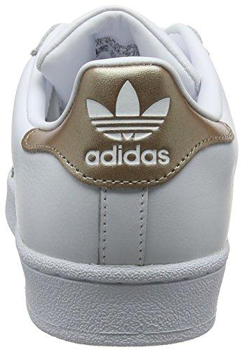 Bianco Adidas Superstar Da Donna Scarpe ftwbla Fitness ciberm W 000 aARqrA
