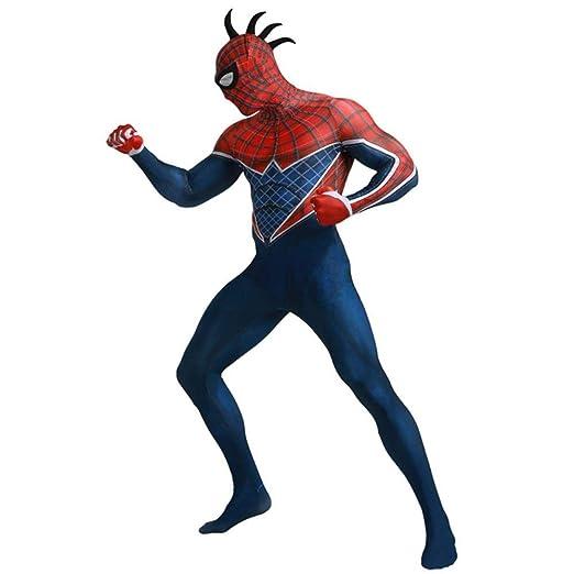 MMwang Traje De Spiderman para Hombres Adultos - Trajes De ...