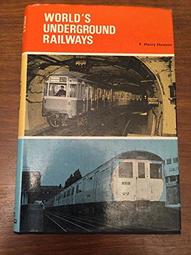 London Underground Subway System (World's underground railways)