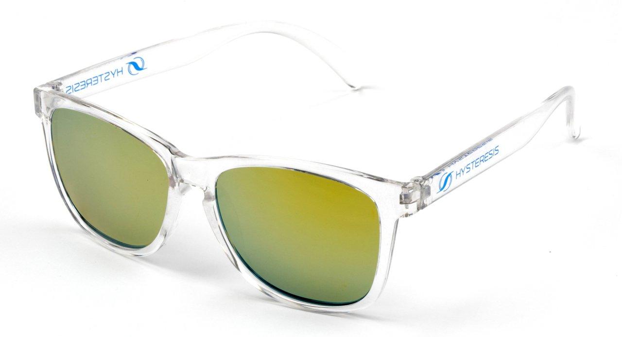 HYSTERESIS - Tenerife - Gafas De Sol Wayfarer Transparentes ...