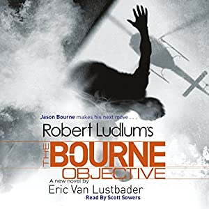 Robert Ludlum's The Bourne Objective Audiobook