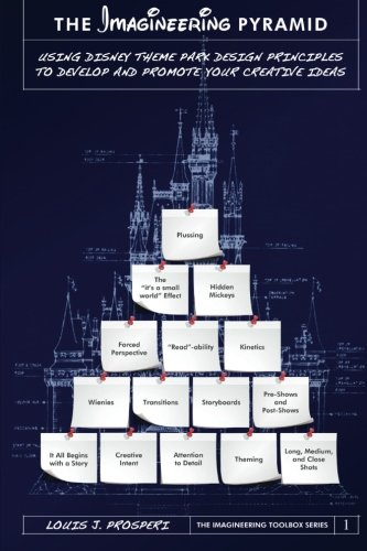 The Imagineering Pyramid: Using Disney Theme Park Design Principles to Develop and Promote Your Creative Ideas -