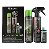 Granger's Clothing Care Kit/Wash and Waterproof Outerwear at Home