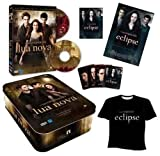 DVD Crepusculo Lua Nova [ Brazilian Edition ] The Twilight New Moon [ 2-Disc Set TIN Case ] [Region Free] [Audio and Subtitles in English and Portuguese]