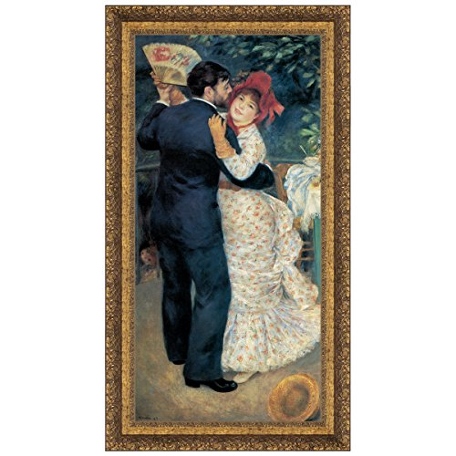UPC 846092076246, Design Toscano Dance in the Country, 1883: Canvas Replica Painting: Large