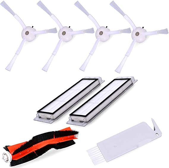 Accesorios para robot aspirador Xiaomi Mi - Cepillos laterales ...