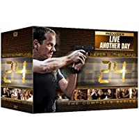 24: The Complete Series with Live Another Day on DVD