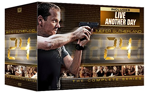 24: The Complete Series with Live Another Day by 20th Century Fox