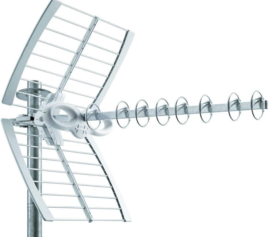 FRACARRO Antena de televisión Sigma 8HD LTE (UHF, 633 mm, 1190 mm, 1360 mm, 460 mm, 135 mm).