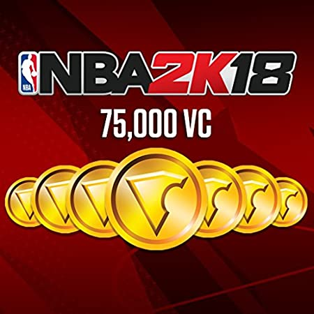 NBA 2K18: 75000 VC - PS4 [Digital Code]