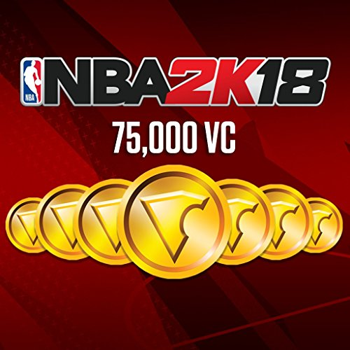 NBA 2K18: 75000 VC – PS4 [Digital Code]