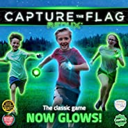Capture the Flag REDUX: The Original Glow-in-The-Dark Outdoor Game for Birthday Parties, Youth Groups and Team
