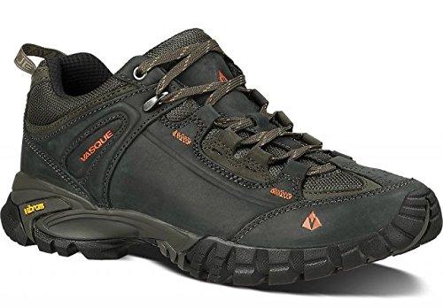 Vasque Men's Mantra 2.0 Hiking Shoe,Beluga/Rooibos tea,12 M US Mantra 2.0-M