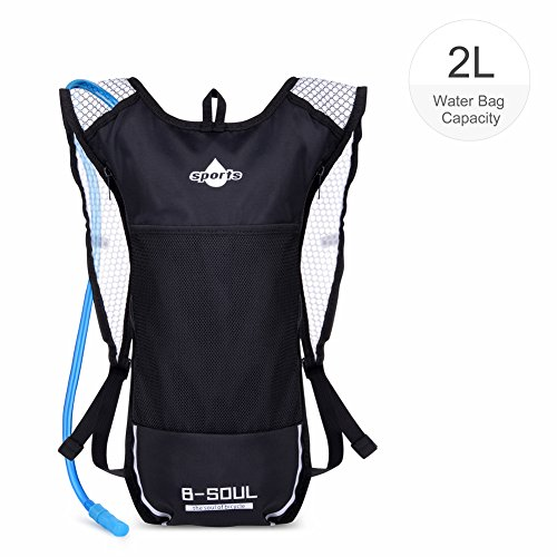 Vbiger Hydration Pack with 3L Bladder Water Bag...