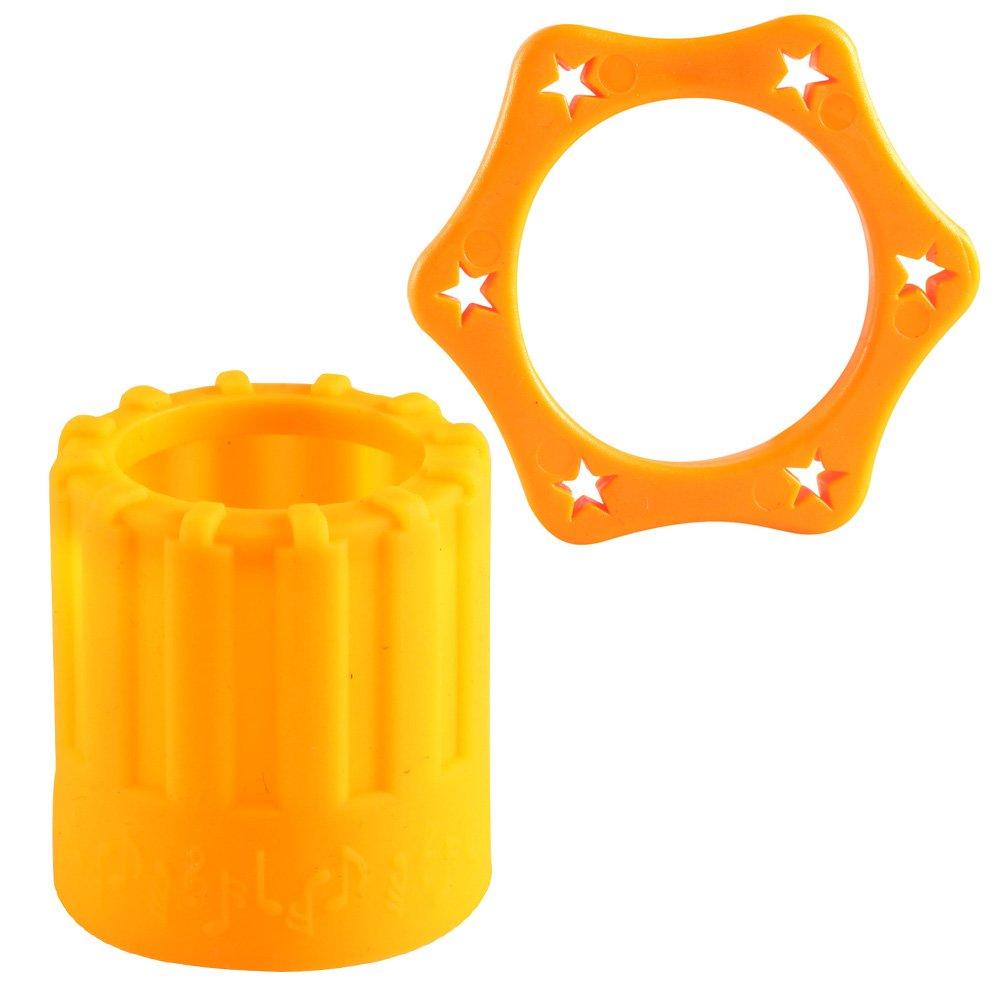 【即出荷】 Kmise B00XHJT4NU A6915 保護ワイヤレスマイク オレンジ A6915 アンチローリングシェイクププププルーフボトムロッドスリーブ&スリップホルダー オレンジ B00XHJT4NU, 素材屋さん:b8caa288 --- svecha37.ru
