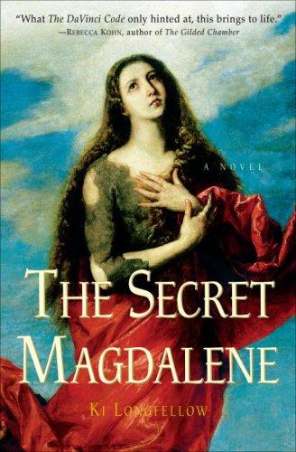 Book cover for The Secret Magdalene