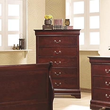 Amazon.com: Coaster Home Furnishings cómoda estilo ...