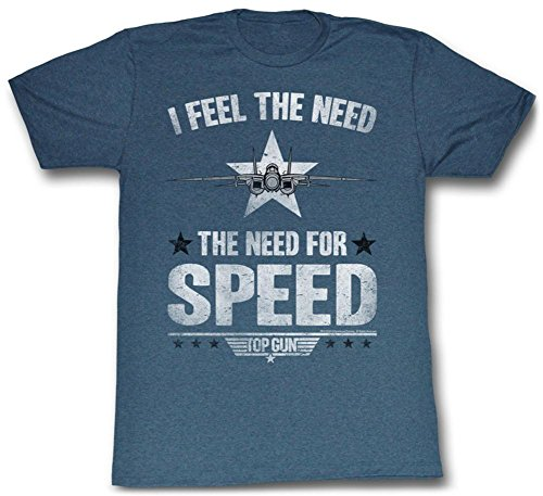 Men's I Feel The Need For Speed Tee - S to XXL