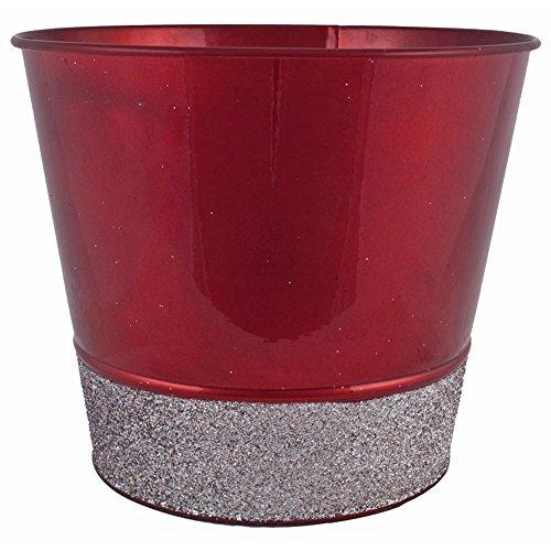 . dia. Tin Pot (Red) ()