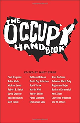 The occupy handbook janet byrne 9780316220217 amazon books fandeluxe Choice Image
