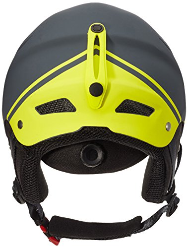 Bollé Casco de esquí B de Fun Soft Grey/Yellow, 54 - 58 cm, 31209: Amazon.es: Deportes y aire libre