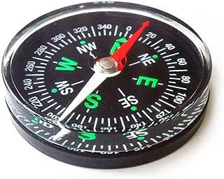 Goodplan Pocket Compass Mini Survie Outils De Navigation Compas Idéal pour Randonnée en Plein Air Camping 1 Pcs