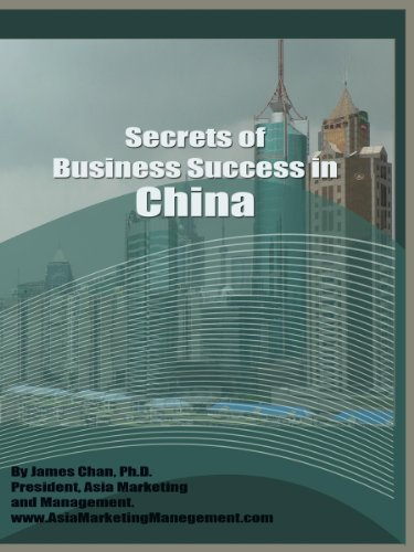 Secrets of Business Success in China
