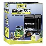 Tetra Whisper Power Filter 10 Gallons, Quiet