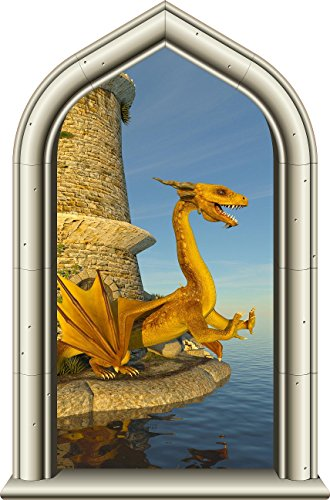 Knight Window (24