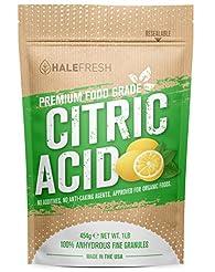 Citric Acid - 1 lb USA Made Pure for Bat...