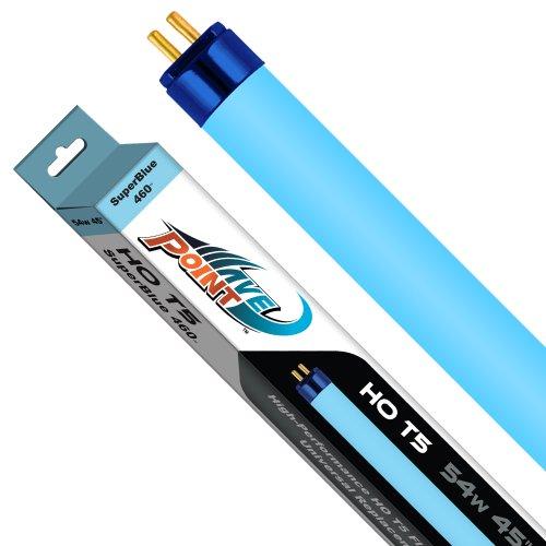 Wave-Point Super Blue Wave 54-Watt High Output T-5 Lamp ()