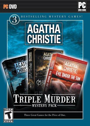(Agatha Christie: Triple Murder Mystery Pack - PC)