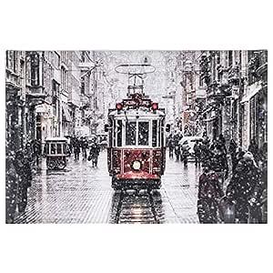 Itarsam Led Canvas Tram - C4060-85