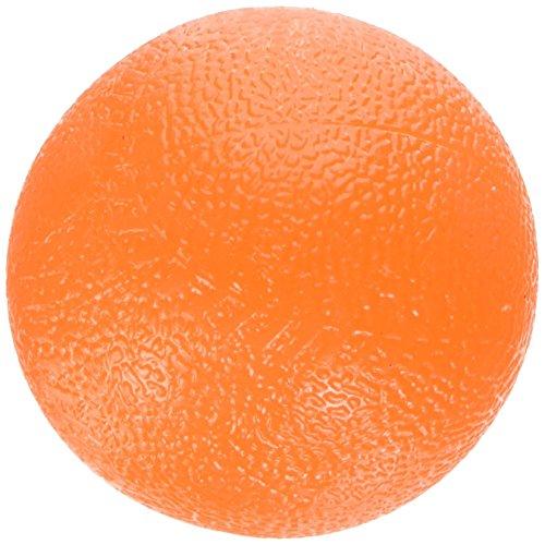 Nova Medical Products  Exercise Squeeze Ball  Orange
