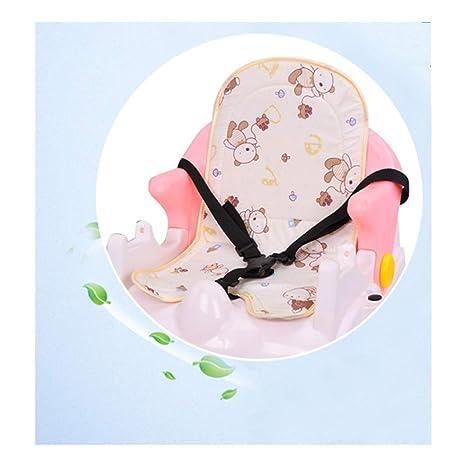Yingercanyi Silla de comedor para bebés Cena plegable ...